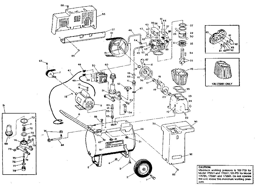 wiring diagram for craftsman air compressor wiring diagram schematics  wiring diagram for craftsman air compressor everything wiring diagram craftsman air compressor wiring diagram wiring diagram
