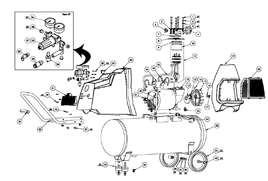 236005(VPK1581768)darker kobalt vpk1581768, 143075, 236005 abac air compressor wiring diagram at fashall.co