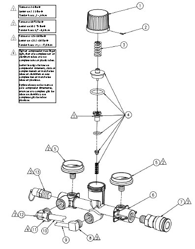 Power Schematic Click On The Pictures To Zoom In additionally 0703000 furthermore Air  pressor Regulator Repair besides Craftsman Lathe Wiring Diagram moreover Husky 26 Gallon Air  pressor Tool And Kit. on wiring diagram for kobalt air compressor