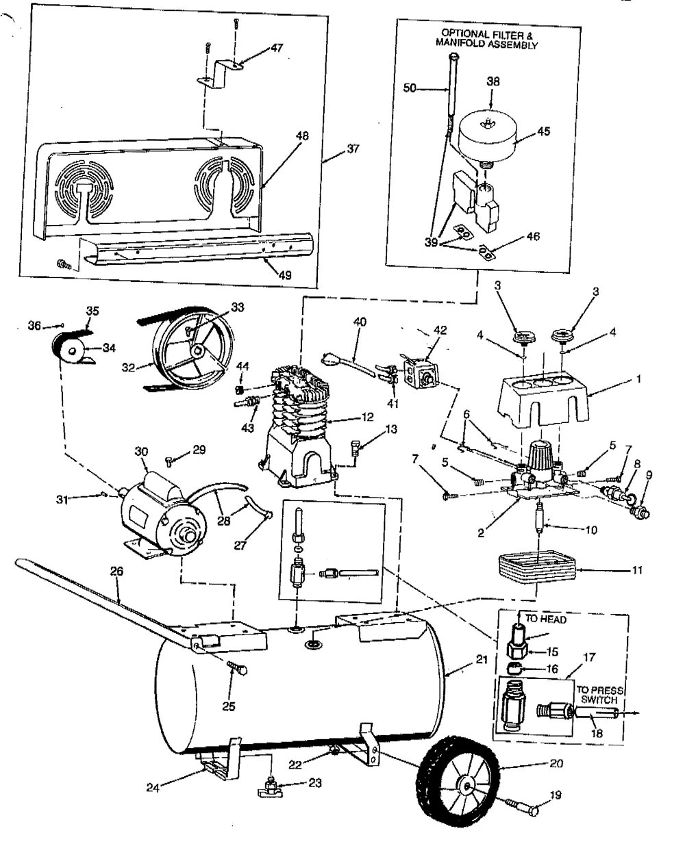 wiring diagram for kobalt air compressor with Abac Air  Pressor Wiring Diagram on Windmill And Generator Wiring Design further Quincy Air  pressor Wiring Diagram further Husky Air  pressor Start Capacitor additionally Torque Wrench Parts Diagram further Porter Cable Cpf4515 Type Gal Air  pressor Parts C 129 1662 2192.