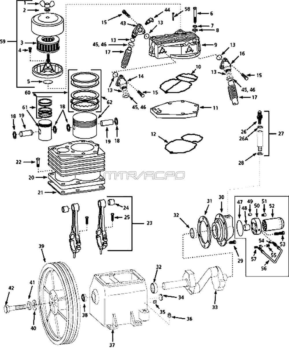 Dayton Compressor Parts Wiring Diagram And Fuse Box