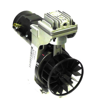 air compressor pumps slow