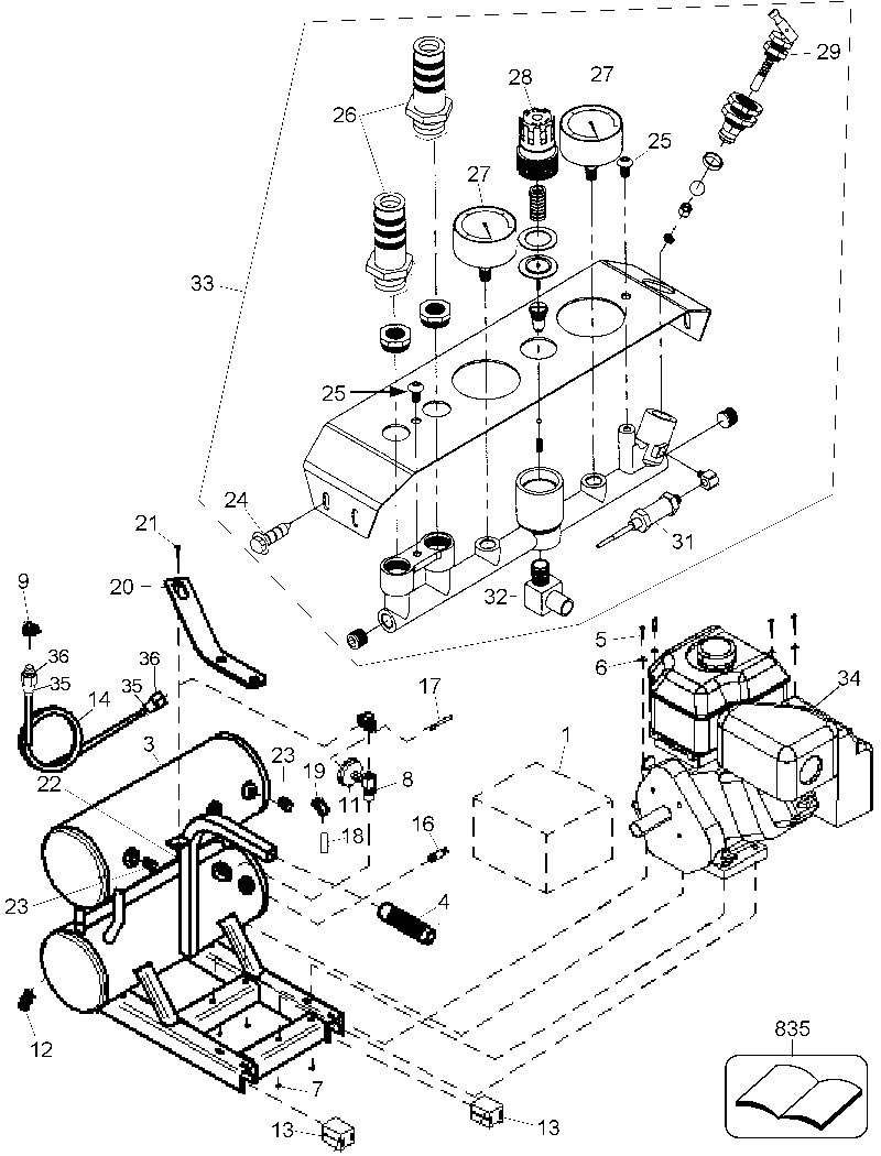 Wiring Diagram De Walt Air Compressor Data Wiring Diagrams \u2022 Craftsman Air  Compressor Wiring Diagram Wiring Diagram For Dewalt Air Compressor