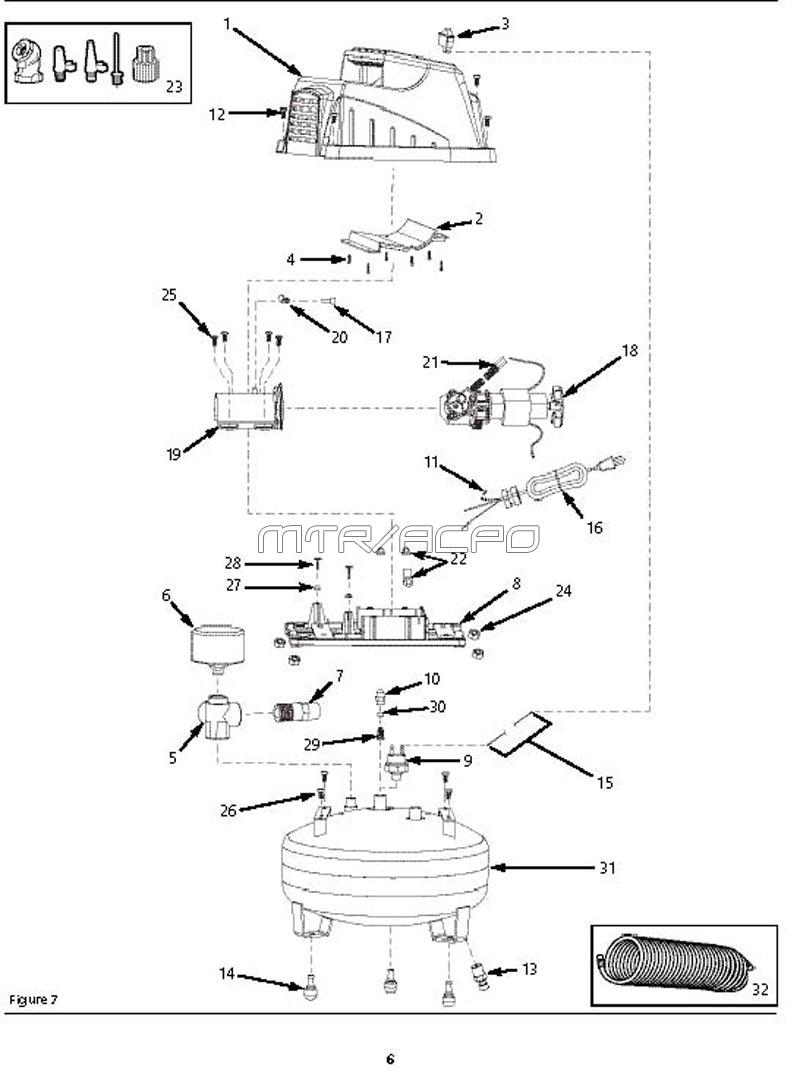 Wiring Diagram Fp204824av Switch On Off Diagrams Schema Campbell Hausfeld Parts Fp202801 Air Compressor Switches For Mc