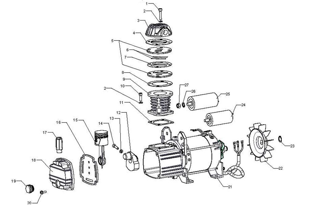click here to view pump parts
