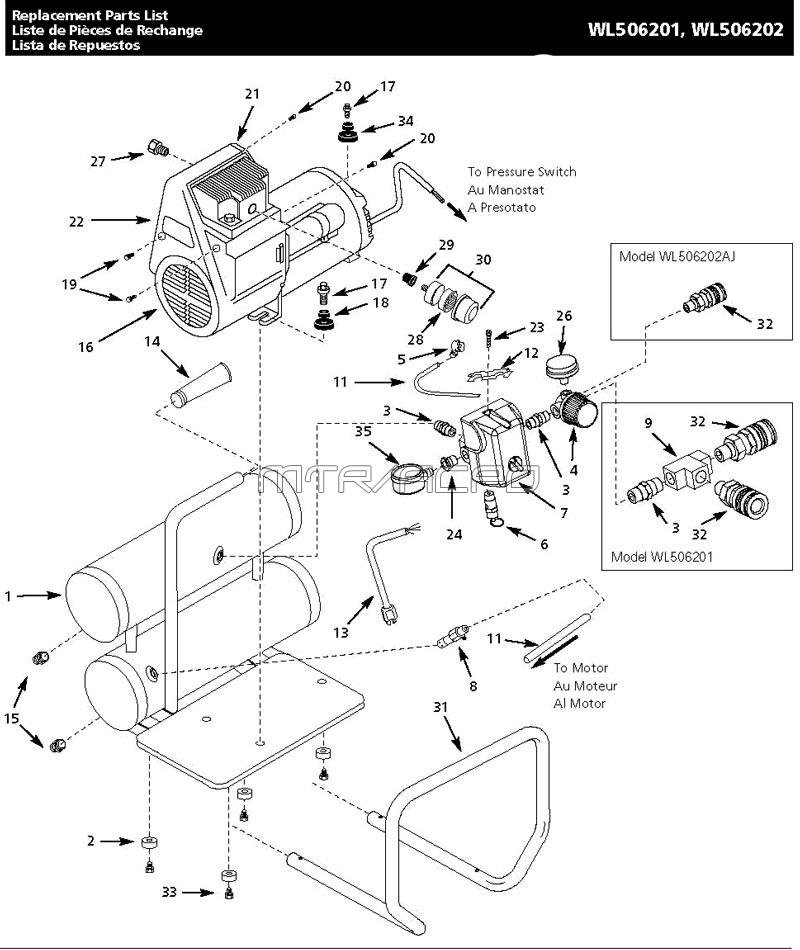 Campbell Hausfeld Parts