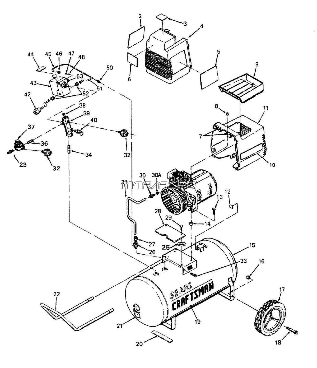919.155731 - Sears Craftsman schematic