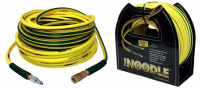 "3850NOODLE - 3/8"" x 50 Ft Noodle Air Hose with Coupler and Plug"