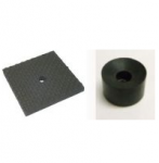 Isolator Pads and Rubber Feet