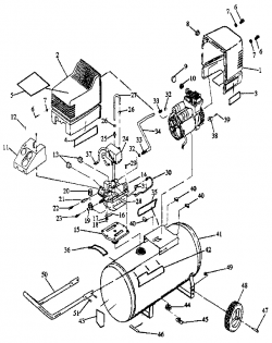 Devilbiss Air  pressor besides Devilbiss Air  pressor in addition 10 Hp Electric Motor additionally 6610 Ford Tractor Wiring Diagram moreover COLEMAN AC PARTS PRICES. on craftsman air compressor wiring diagram