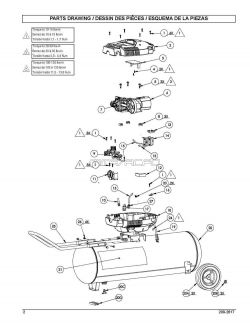 HPA1581909.01, 136424 - Husky Parts schematic
