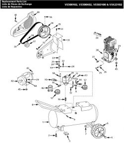 air ride pressor wiring diagram with Craftsman Air  Pressor Regulator Parts on Navigator Air Suspension Control Module Location together with Cadillac Sts Coolant Temp Sensor Location also Ferrari Ride On Car together with Ingersoll Rand Air  pressor additionally Chevy Avalanche Fuel Pump Relay Location.